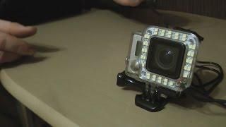 GoPro LED Ring Light