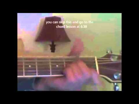 How To Play You By Switchfoot On The Guitar Youtube
