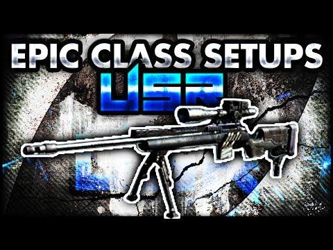 CoD Ghosts: USR - EPIC CLASS SETUP! (Call of Duty Ghost Best Class Setup)