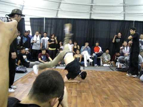 Underground get down San Jose Jam Groonz and Milestone vs legendary steps
