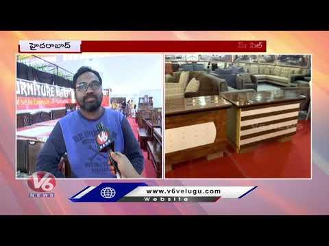 Biggest Furniture Expo At Hitex Exhibition Center | Hyderaba