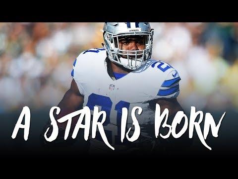 "Ezekiel Elliott ""A Star Is Born"" (Dallas Cowboys 2016-17 Highlights) ᴴᴰ"