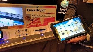 Pepcom: Rand McNally Shows Off OverDryve