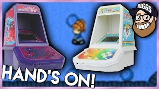 New Coleco Arcades - Rainbow Brite and Robotech
