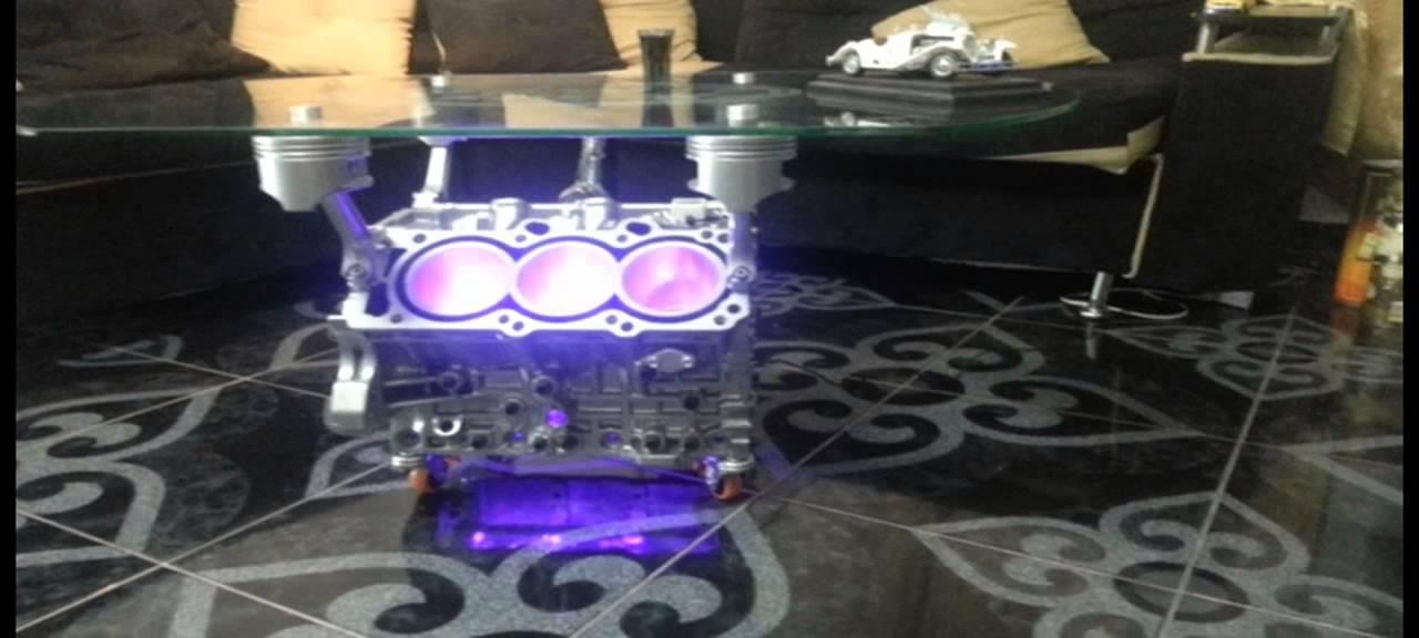 Mesa Motor V6 y V8  YouTube