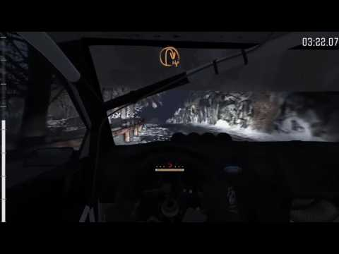 Monte Carlo - CZ/SVK Dirt Rally Championship