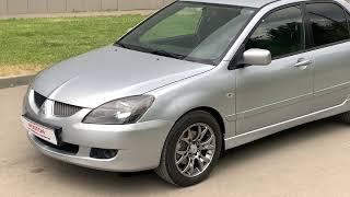 Mitsubishi Lancer, 2005 209 116 км, 2.0, MT (135 л.с.) седан, передний