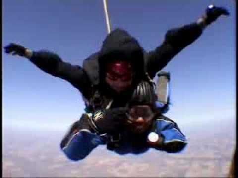 Skydiving (Treena Renee Glover)