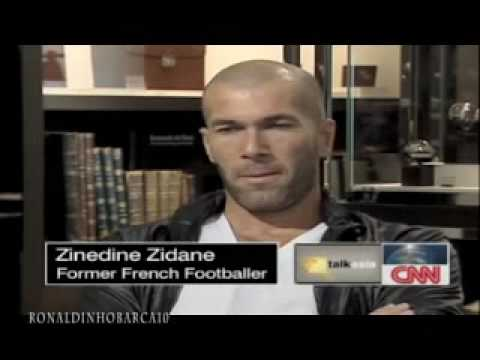 Zidane talks about Ronaldo - New Interview
