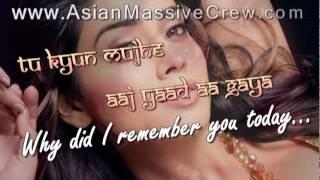 ★ ♥ ★Tera Mera Rishta lyrics + Translation (2007)★ www.Asian-Massive-Crew.com ★ ♥ ★