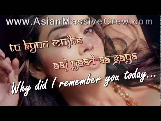 ? ? ?Tera Mera Rishta lyrics + Translation (2007)? www.Asian-Massive-Crew.com ? ? ?