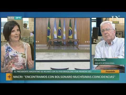 Macri y Bolsonaro: ¿Argentina seguirá siendo el principal aliado de Brasil?