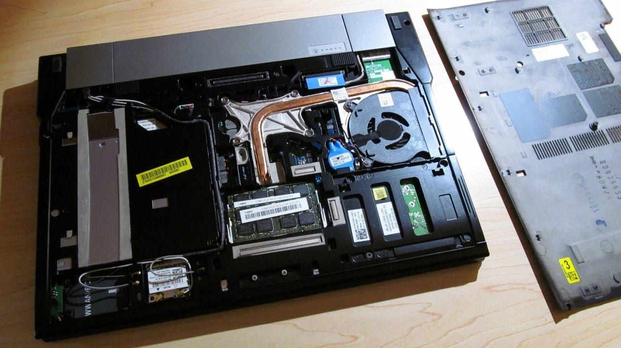 Dell Latitude E6400 Upgrades (Part 3) - Intel Core 2 Duo T9400
