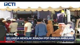 Gambar cover Pasien dalam Pengawasan (PDP) Asal Kolaka, Sulawesi Tenggara, Meninggal Dunia - SIP 24/03
