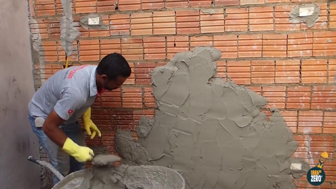 Download REBOCANDO parede DO zero ASSIM É muito FÁCIL