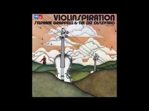 Download Youtube: Stephane Grappelli & Diz Dizley Trio • Violinspiration