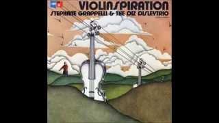Stephane Grappelli & Diz Dizley Trio €� Violinspiration