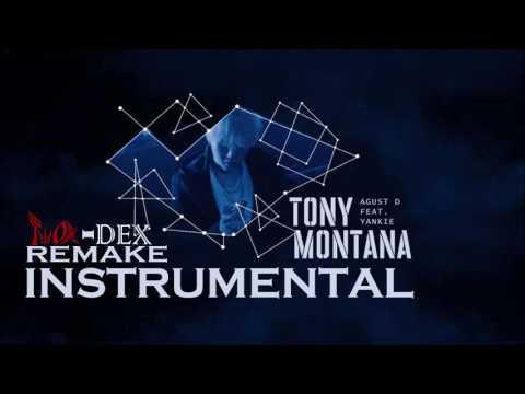 Tony Montana Agust D ft Yankie *Instrumental Remake* (Prod.Twoxdex)