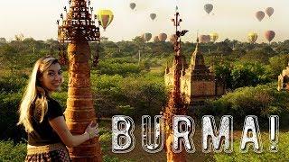 10 days in Myanmar - Yangon, Bagan, Ngapali Beach // Jellie Adventures