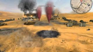Panzer elite Dunes of war multiplayer gameplay lt