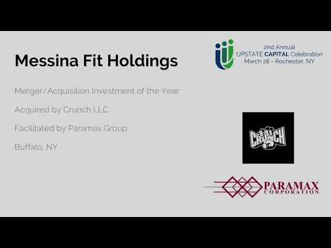 Merger/Acquisition of the Year Nominations