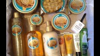 The Body Shop Haul July 31