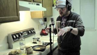 "Mac Lethal KILLS ""Look at Me Now"" (Pancake Rap)"