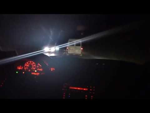 BMW E46 Driving - Qiziyi - Tbilisi