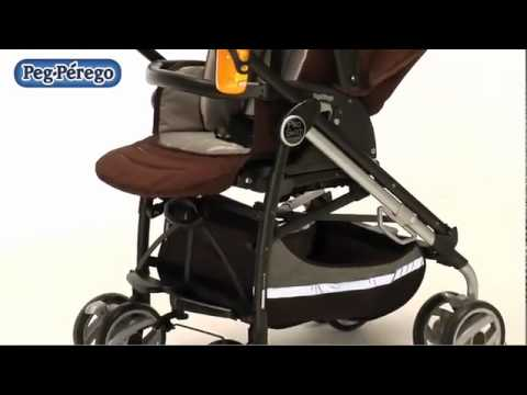 Peg Perego Uno - YouTube