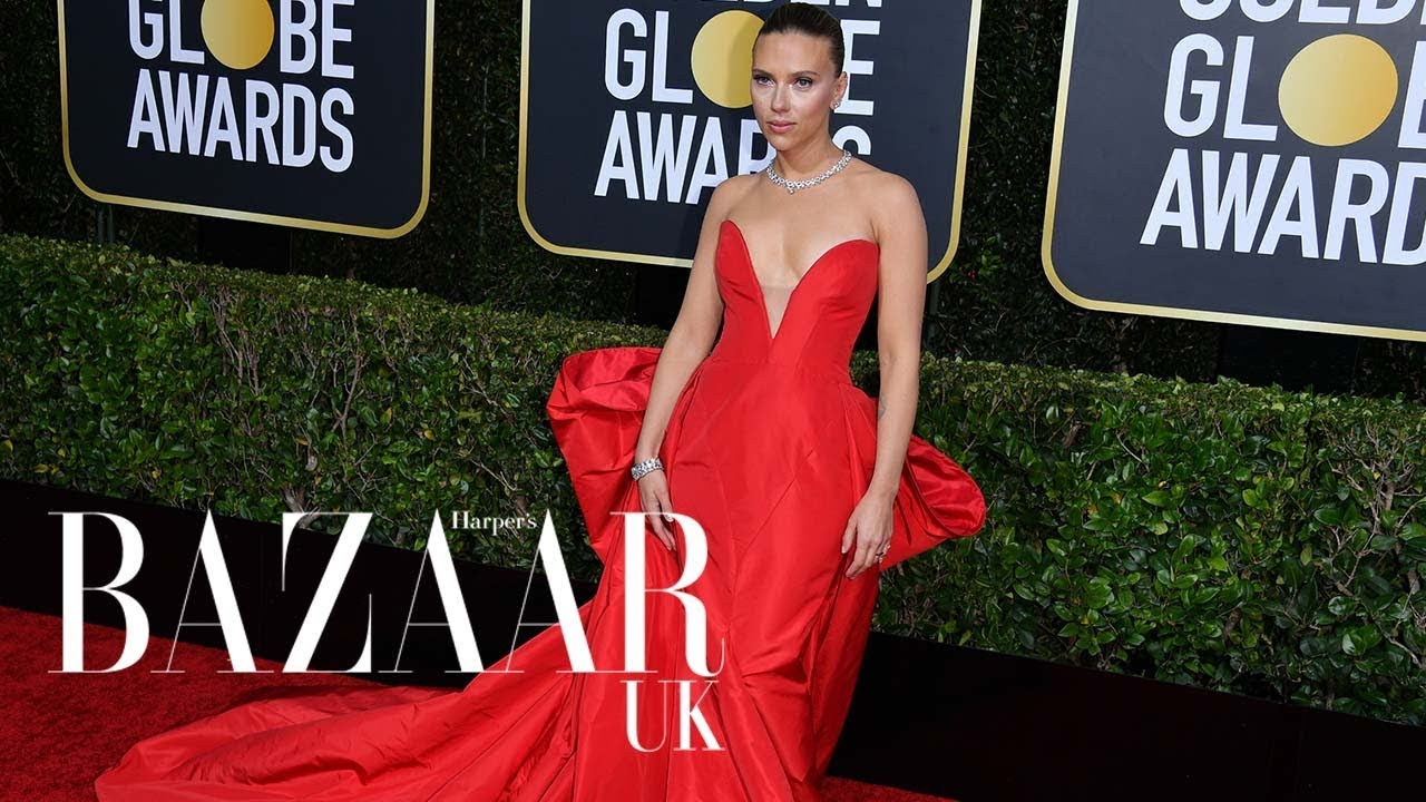 The 10 best dressed from the Golden Globes 2020