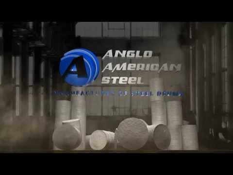 Anglo American Logo Animation
