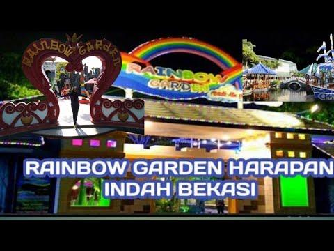 Rainbow Garden, Harapan Indah, Bekasi - YouTube