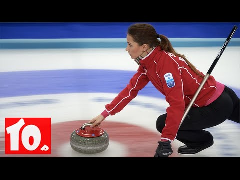 Top 10 Sexiest Women in Curling
