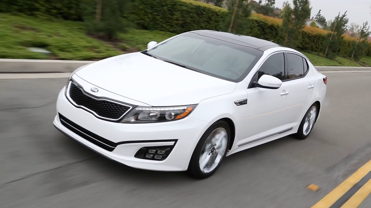 2014 Kia Optima SXL   YouTube
