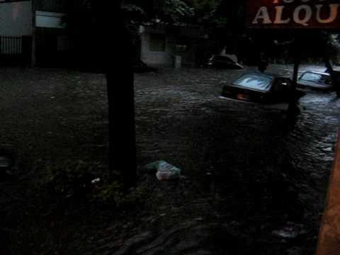 Inundación en Buenos Aires 19/02/09