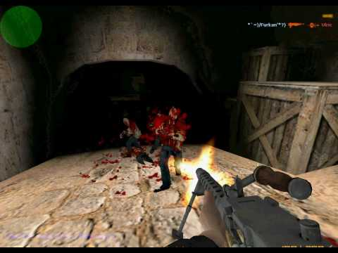 Counter Strike 1.6 Install Zombie Bots