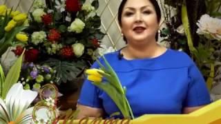 Поздравление с 8 Марта на татарском языке