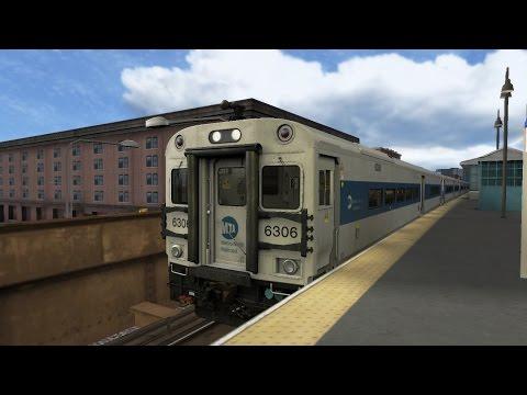 Train Simulator 2014 HD: Running Metro-North P32AC-DM On the Stamford to the Grand Career Scenario