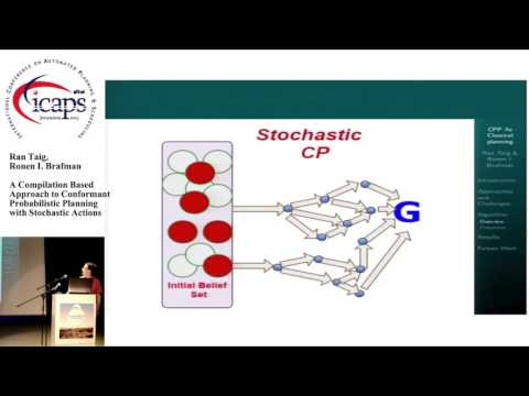 """ICAPS 2015: """"A Compilation Based Approach to Conformant Probabilistic Planning with Stochastic ..."""""""