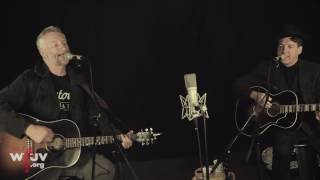 "Billy Bragg and Joe Henry - ""Railroad Bill"" (Live at WFUV)"