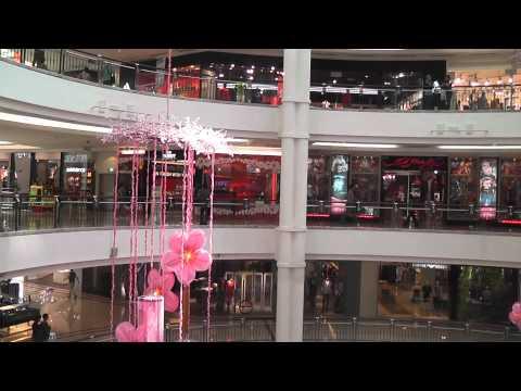Inside Suria KLCC Shopping Mall Kuala Lumpur Malaysia