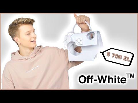 KUPIŁEM NAJPOPULARNIEJSZĄ TOREBKĘOFF WHITE! 😱 *Czy Warto?!* | Dominik Rupiński