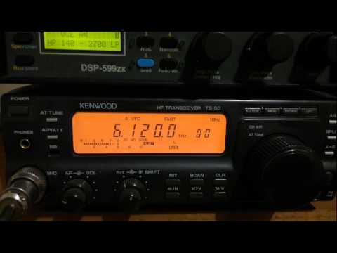 Trans World Radio Africa (Manzini, Swaziland) - 6120 kHz