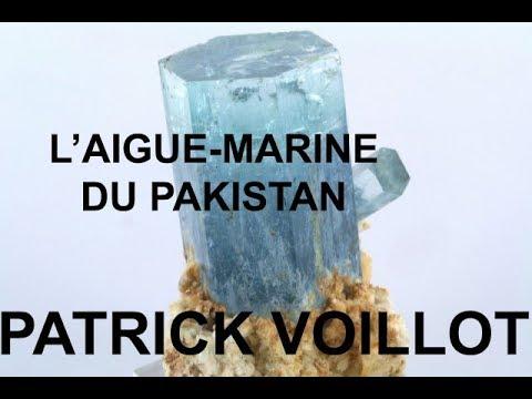 L' Aigue Marine du Pakistan de Patrick Voillot