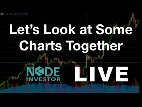 Node Investor Live!  Let's Look at some Charts!
