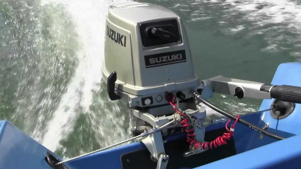 Suzuki 9 9 Outboard Owners Manual