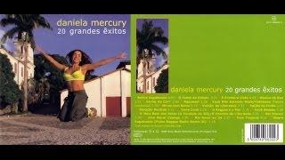 Daniela Mercury  -  20 Grandes Êxitos - ALBUM - 1999