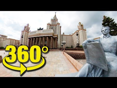 """Сталинская """"высотка №1"""". Как строили МГУ"""