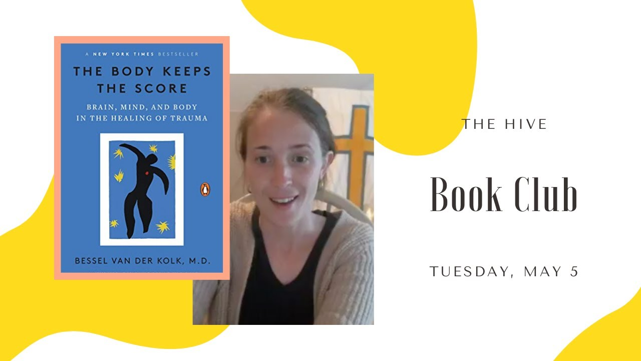 TRIGGER WARNING - TRAUMA The Body Keeps the Score Book Discussion