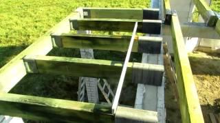 видео Балкон своими руками в частном доме